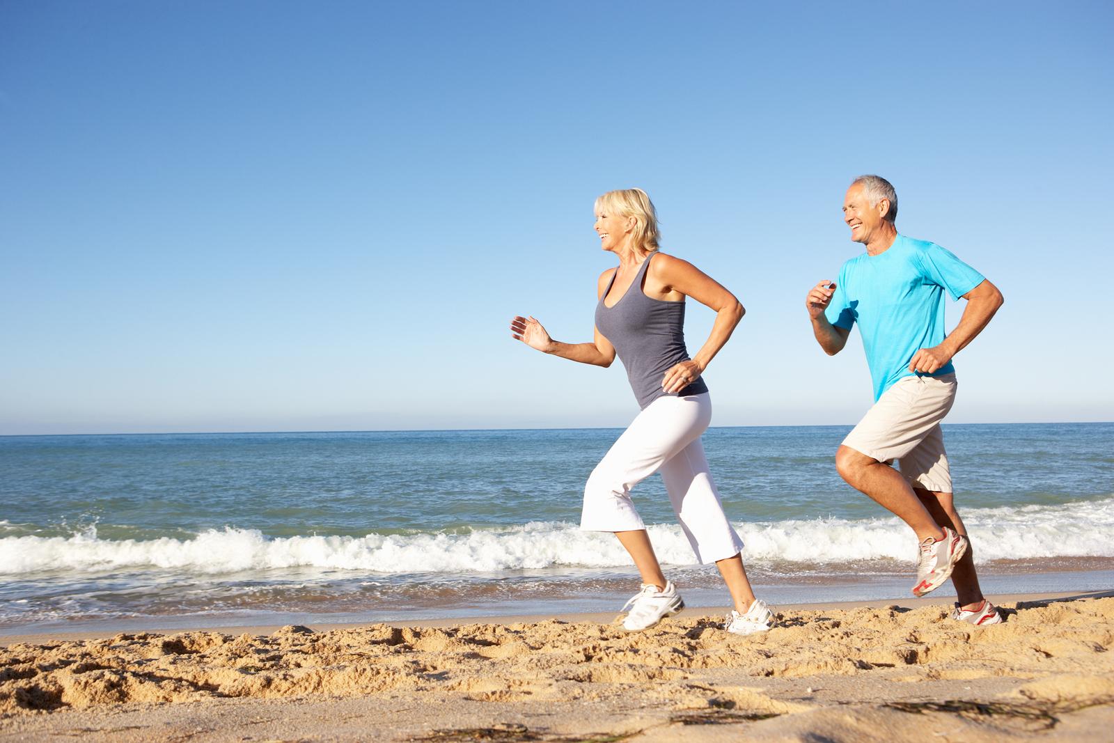 anti-aging, senior citizen, exercise